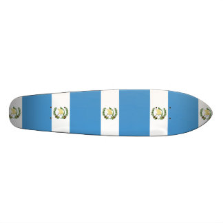 Flag of Guatemala - Central American Skateboard