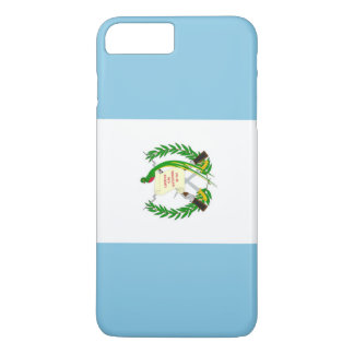Flag of Guatemala iPhone 7 Plus Case