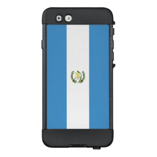 Flag of Guatemala LifeProof iPhone Case