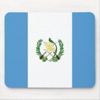 Flag of Guatemala Mouse Pad