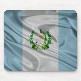 Flag of Guatemala Mouse Pads