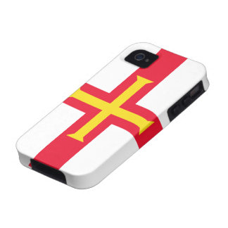 Flag of Guernsey iPhone 4/4S Cover