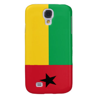 Flag of Guinea-Bissau Galaxy S4 Covers