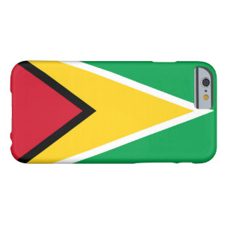 Flag of Guyana Barely There iPhone 6 Case