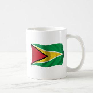 Flag of Guyana Coffee Mug