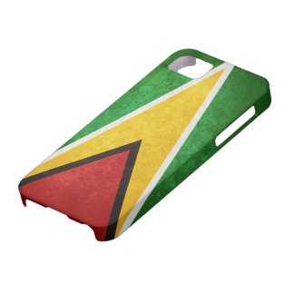 Flag of Guyana iPhone SE/5/5s Case