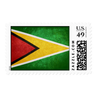 Flag of Guyana Stamps