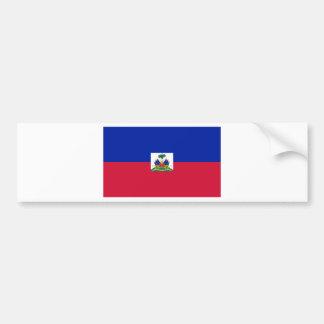 Flag of Haiti Bumper Sticker