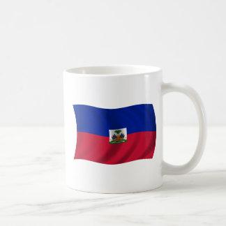 Flag of Haiti Coffee Mug