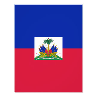 Flag of Haiti Flyer