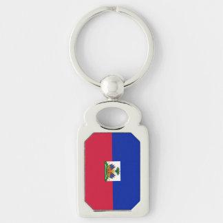 Flag of Haiti Keychain