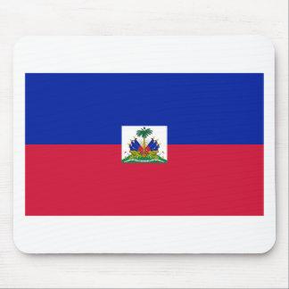 Flag of Haiti Mouse Pad