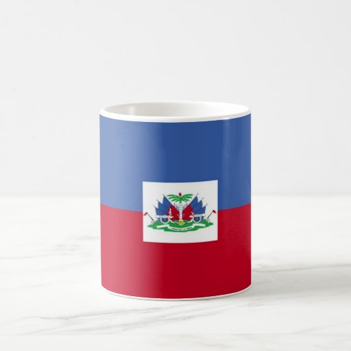 Flag Of Haiti Mugs
