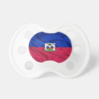 Flag of Haiti Pacifier