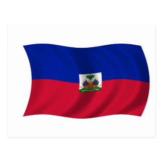 Flag of Haiti Post Cards