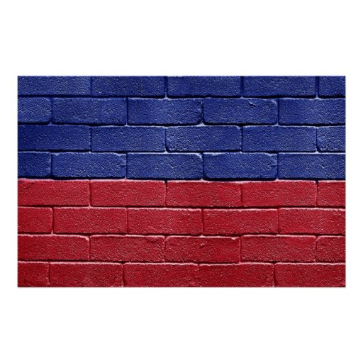 Flag of Haiti Print