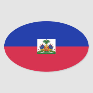 Flag of Haiti Stickers