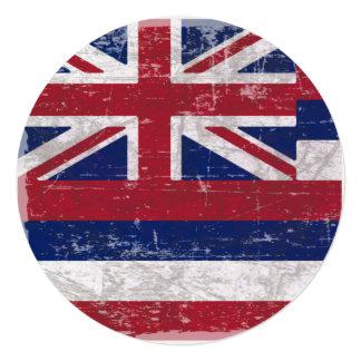 Flag of Hawaii Card