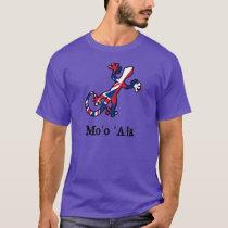 Flag of Hawaii Gecko T-Shirt