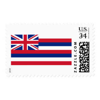 Flag of Hawaii Postage Stamps