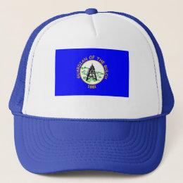 Flag of Helena, Montana Trucker Hat