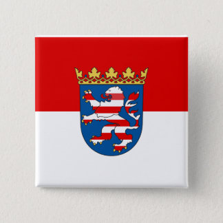 Flag of Hesse Pinback Button