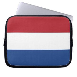 Flag of Holland Laptop Sleeve