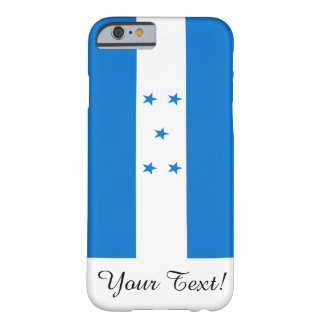 Flag of Honduras Barely There iPhone 6 Case