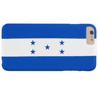 Flag of Honduras Barely There iPhone 6 Plus Case