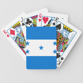Flag of Honduras Bicycle Playing Cards