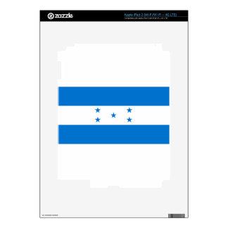 Flag_of_Honduras Decal For iPad 3