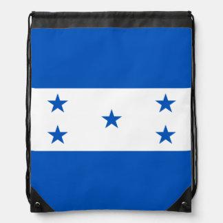 Flag of Honduras Drawstring Bag