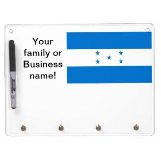 Flag of Honduras Dry-Erase Boards