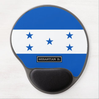 Flag of Honduras Gel Mouse Pad