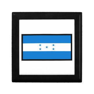 FLAG OF HONDURAS KEEPSAKE BOX