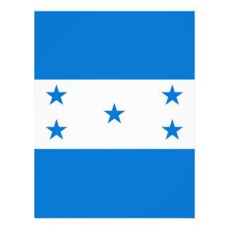 Flag_of_Honduras Letterhead