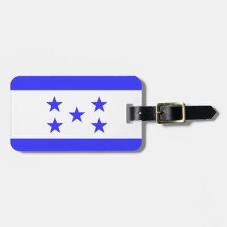 Flag of Honduras Luggage Tag