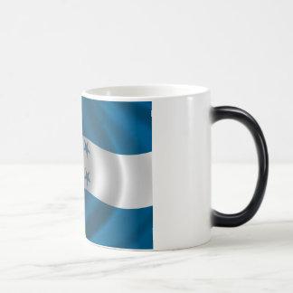Flag of Honduras Magic Mug