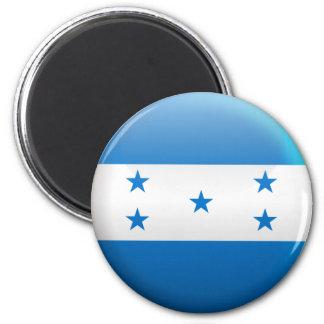 Flag of Honduras Refrigerator Magnet