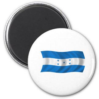 Flag of Honduras Fridge Magnet