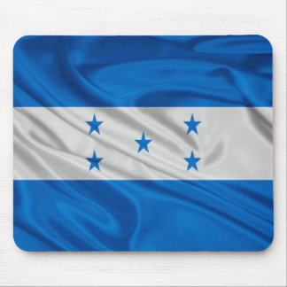 Flag of Honduras Mouse Pad