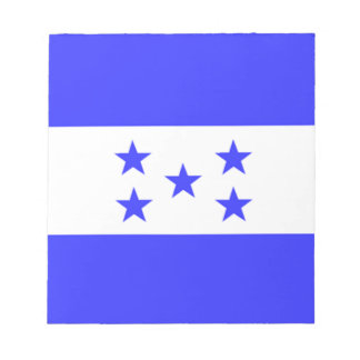 Flag of Honduras Notepad