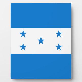 Flag of Honduras Plaque