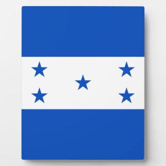 Flag of Honduras Plaques