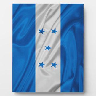 Flag of Honduras Photo Plaques