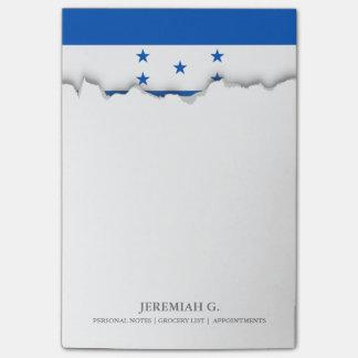 Flag of Honduras Post-it® Notes