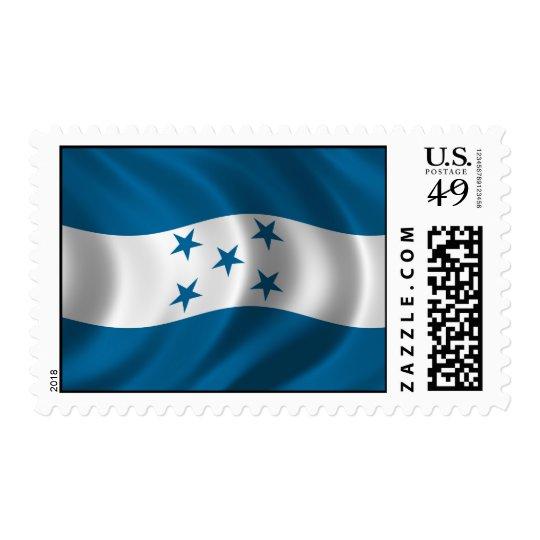 Flag of Honduras Postage