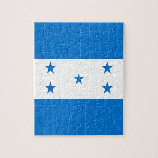 Flag of Honduras Puzzle
