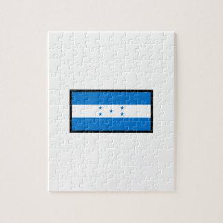 FLAG OF HONDURAS PUZZLES