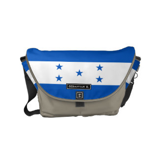 Flag of Honduras Small Messenger Bag